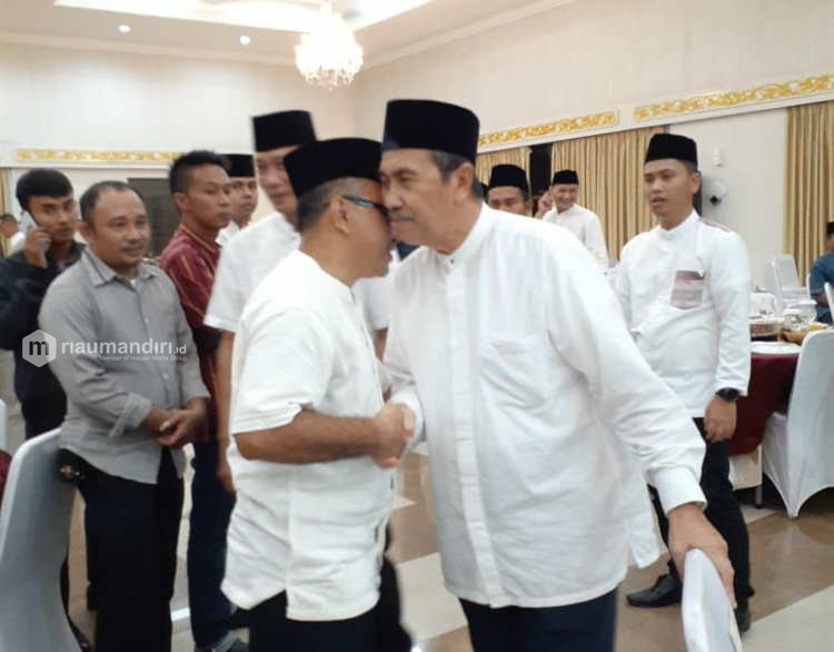 Gubernur Riau Syamsuar akan Kunjungi Keluarga Almarhum Moralis