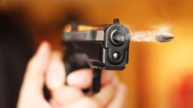 Sering Palak Sopir Truk, Pria Ini Terpaksa Ditembak Polisi