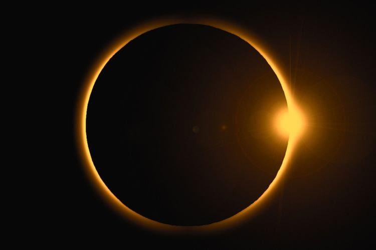 Siap-siap! Besok Gerhana Matahari Cincin