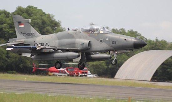 Kronologi dan Fakta-Fakta Pesawat Tempur Hawk 0209 TT yang Jatuh di Riau