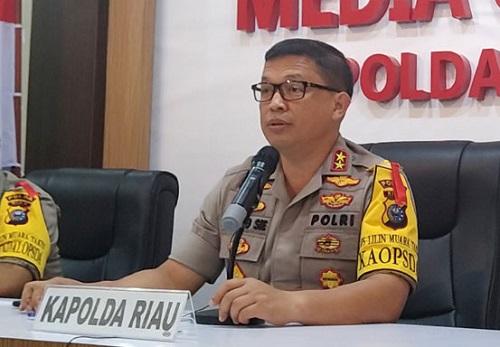 Penyekatan Masih Kendor, Kapolda Riau akan Terapkan Sanksi Sesuai Perda