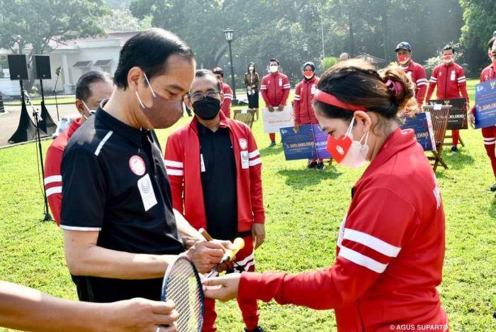 Atlet Asal Riau Leani Ratri Dapat Bonus Rp13,5 Miliar