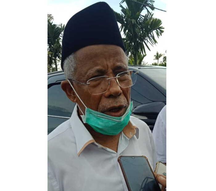 Kampanye di Bungaraya, Wan Abubakar Minta Masyarakat Pilih Calon yang Jujur-Bersih