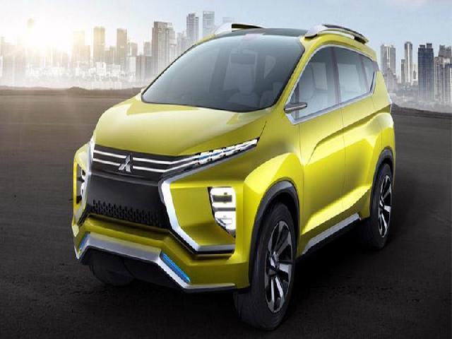 Mitsubishi Rancang MPV Khusus buat Indonesia