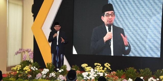 Milad ke-21, Habib Salim Minta Kader PKS Lebih Berkhidmat pada Umat