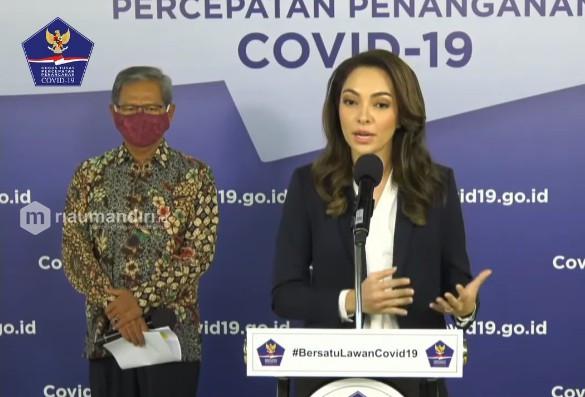 Finalis Putri Indonesia Gabung Jadi Jubir Covid-19, Ini Penjelasan Yuri