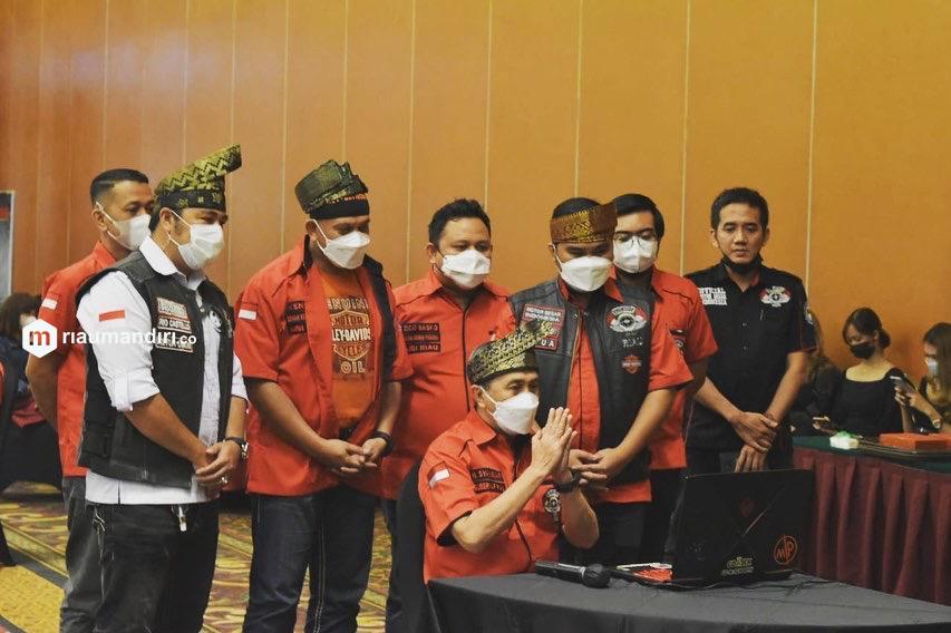 MBI Riau: Bukan Sekadar Mengemudi, tapi Juga Berbagi