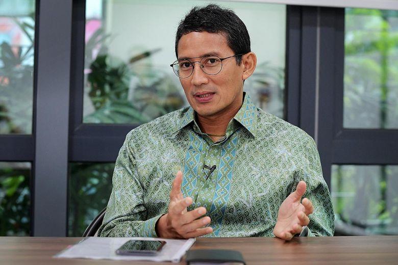 Soal Video Jokowi Saat Rapat dengan Menteri, Sandiaga: Saya Lihat Nggak Marah Tapi Motivasi