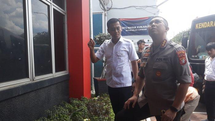 Tak Ditemukan Proyektil, Polisi Panggil Saksi Tembakan Rutan Cipinang