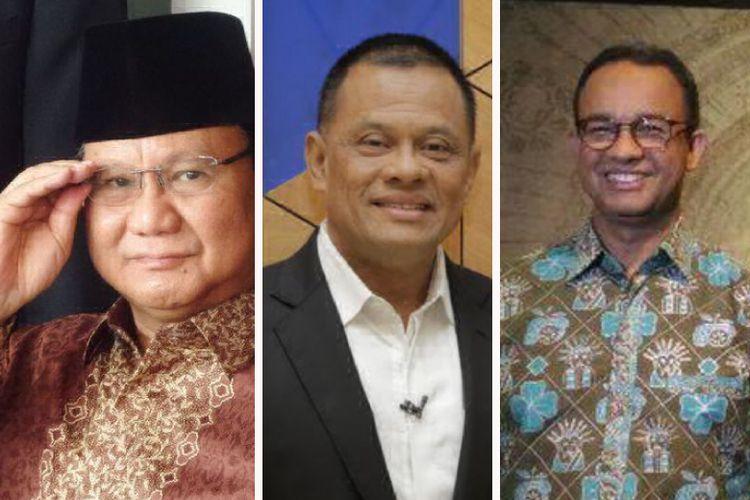 Jalan Tengah Cawapres Prabowo, Nama Anies dan Gatot Bisa Jadi Solusi