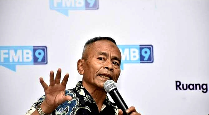 Ada Gubernur Tambah APBD Rp10 M untuk Publikasi di Media, PWI Pusat Apresiasi