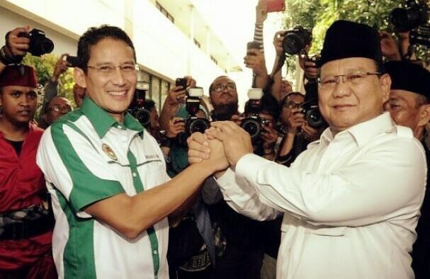 Gerindra Bantah Sandiaga Berencana Jegal Prabowo, FZ: Opini yang Tak Perlu Ditanggapi