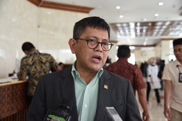 Soal Plesiran Setya Novanto, Anggota Komisi III Salahkan PP 99