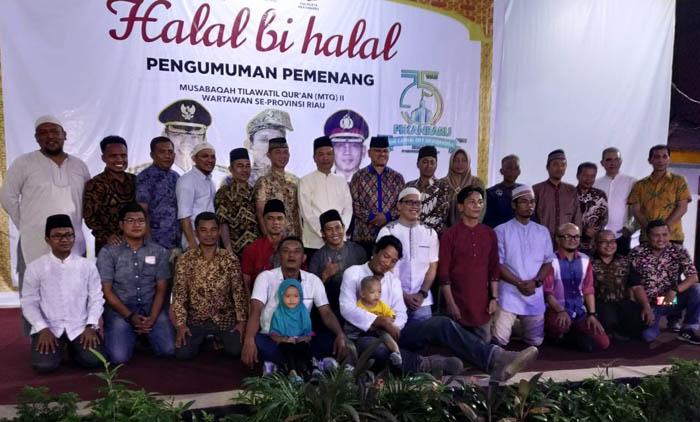 Berikut Nama-nama Pemenang MTQ Wartawan II se-Riau