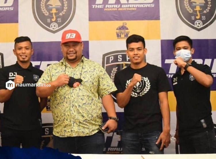 PSPS Riau Resmi Diakuisisi Pengusaha Malaysia, Ini Harapan Para Pemain