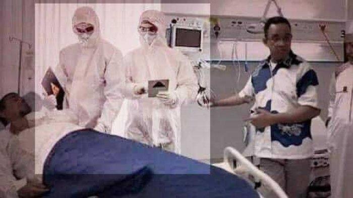 Kondisi Terkini Habib Rizieq, Masih Dipantau Tim Dokter
