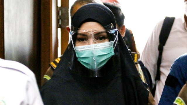 JPU Tuntut Jaksa Pinangki 4 Tahun Penjara Terkait Kasus Suap Djoko Tjandra