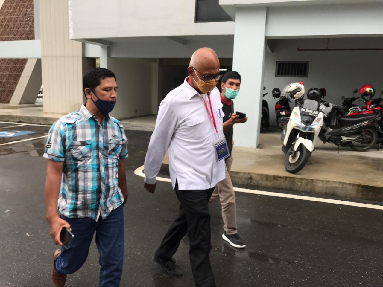 Jaksa Klarifikasi Mantan Kadisdik Riau Terkait Dugaan Korupsi Pengadaan Komputer