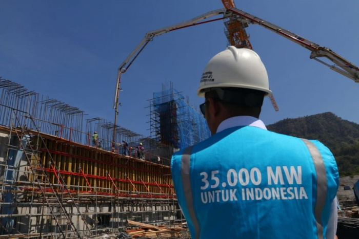 Kritik Program Listrik 35.000 MW Jokowi, DPR: Ini Terlalu Ambisius