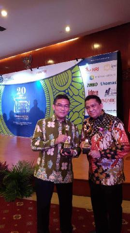 Dua Putra Riau Raih The Big & Best 10 HICA 2017