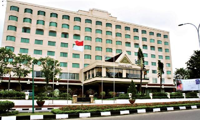 Royalti Hotel Aryaduta Dinilai tak Wajar