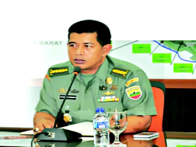 Prajurit TNI Hilang di Rohil