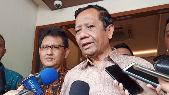FPI: Seharusnya Mahfud MD Tegas Terhadap Dugaan Kriminalisasi Ulama
