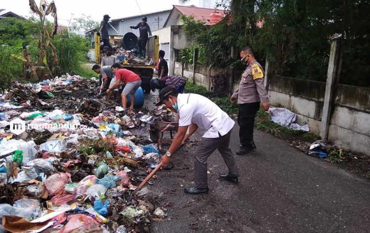 Polisi Selidiki Fenomena Sampah di Pekanbaru, DPRD: Ini Bukan Wewenangnya
