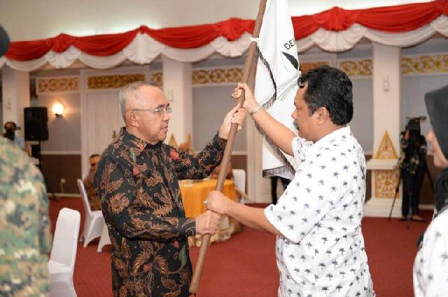 Gubri Harapkan DKR di Garda Depan Jadikan Riau Pusat Kebudayaan Melayu