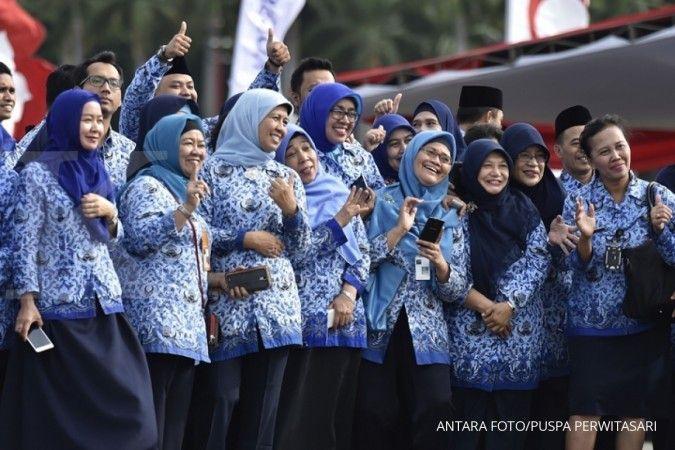 Pendaftar CPNS di lingkungan Pemprov Riau Sepi, Baru 1.328 Pelamar
