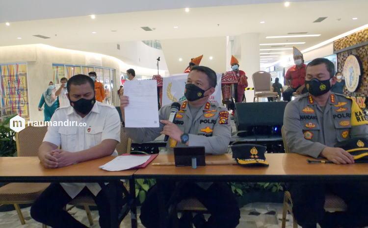 Pemalsu Surat Bebas Covid di Bandara Pekanbaru Cetak 1.252 Lembar dalam 3 Bulan