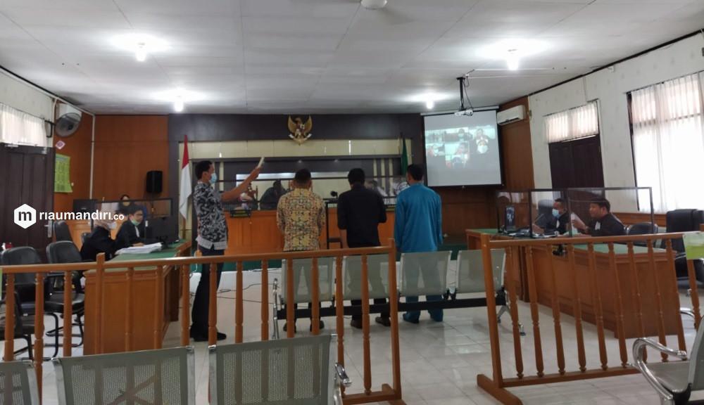 Begini Cara Mantan Manager BJB Pekanbaru Bobol Rekening Nasabah Versi Saksi