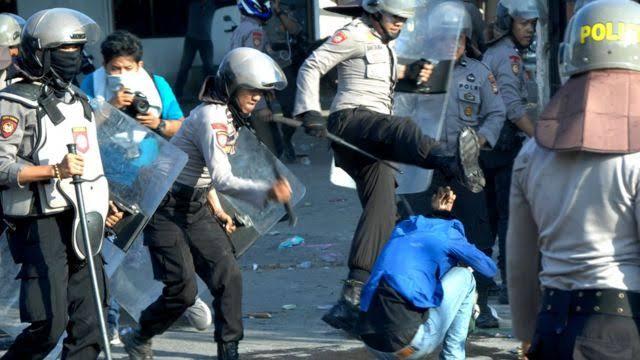 Komnas HAM Sebut Polisi Lembaga Paling Sering Lakukan Kekerasan