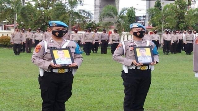Gegara Narkoba, Dua Anggota Polri Sumsel Kena Sanksi PTDH