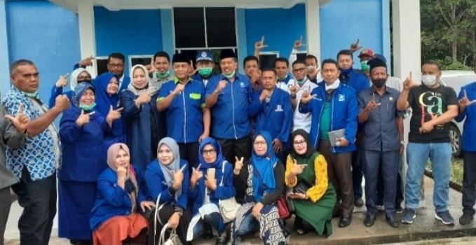 DPD PAN Siak Gelar Rapat Pleno Tertutup