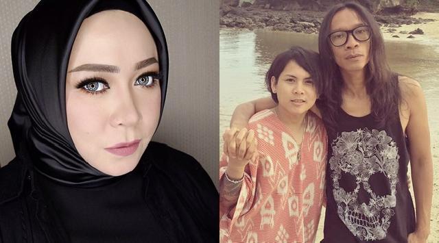 Melly Goeslaw: Aku Yakin Tak Ada KDRT Dalam Rumah Tangga Aming dan Evelyn