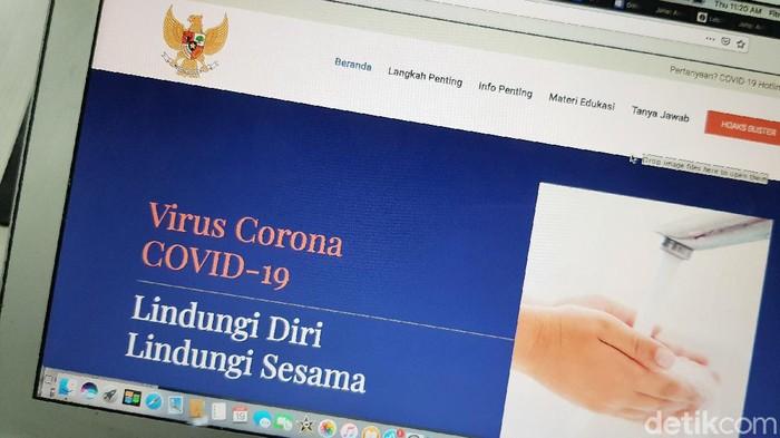 Ini 6 Pedoman Cegah Corona untuk Masyarakat yang Disusun Gugus Tugas COVID-19