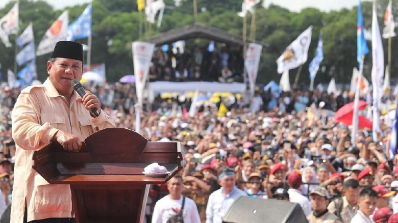 Prabowo Ungkap 'Calon Menteri', Ini Reaksi TKN Jokowi