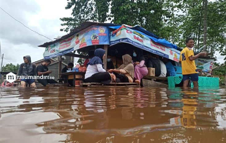 Pengendalian Banjir di Pekanbaru Baru Sebatas Normalisasi