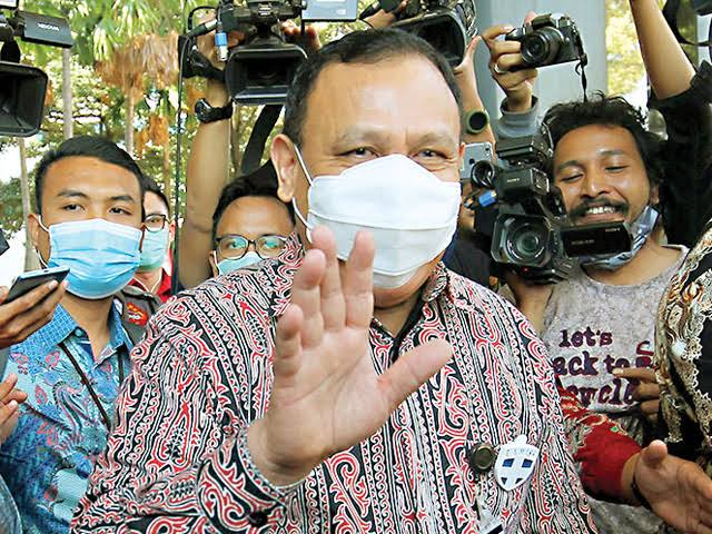 Ketua KPK Respons Luhut Soal Kasus Suap Edhy Prabowo: Tak Ada Istilah Berlebihan