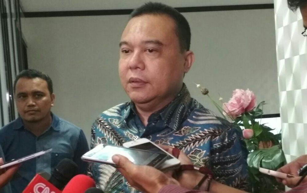 Soal Rekonsiliasi Jokowi-Prabowo, BPN: Biarkan Mengalir Natural, Jangan Dipaksakan