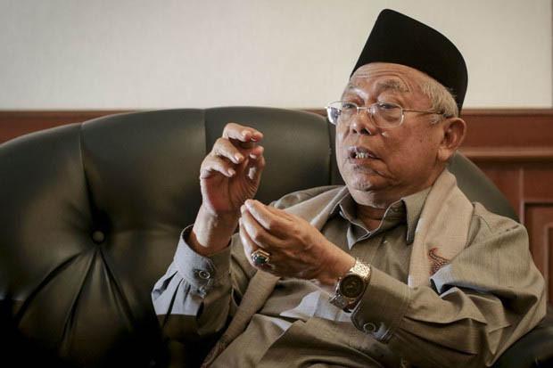 Jubir Beberkan Tugas Wapres Ma'ruf Amin dalam Menangani Pandemi Covid-19