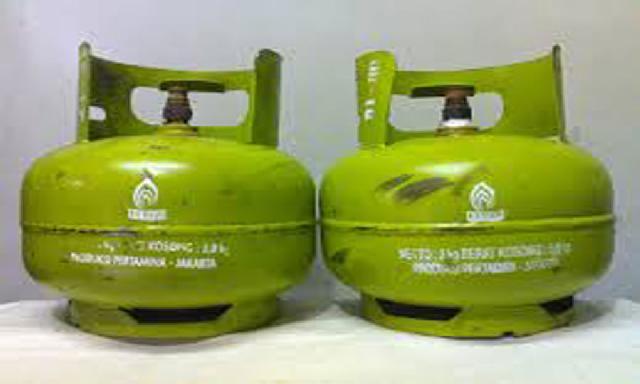 Gas Meledak Hanguskan Rumah Warga