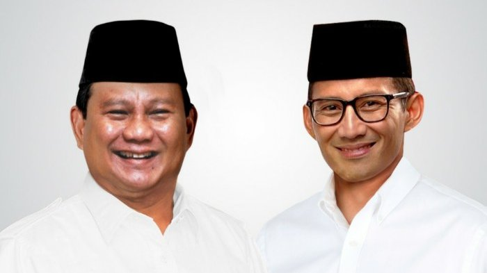 LSI Denny JA: Prabowo Sulit Mengejar Jokowi