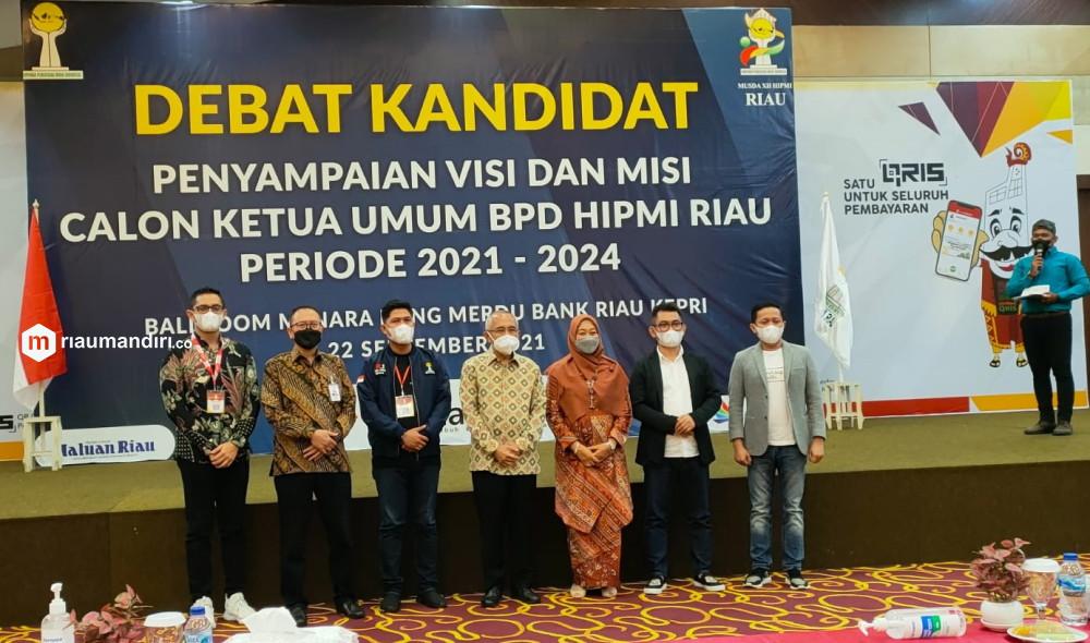 Persiapan Musda HIPMI XII Riau Rampung, Pemilihan Ketum Diusahakan Musyawarah Mufakat