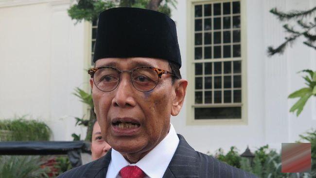 Wiranto Dapat Kompensasi Rp 65 Juta dari Pemerintah Akibat Ditusuk Teroris