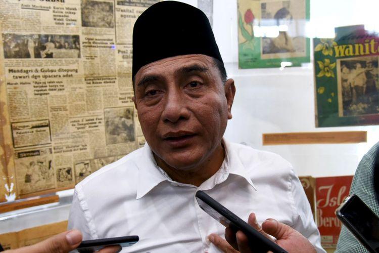 Dilaporkan ke KPK, Gubernur Sumut: Kulaporkan Balik Dia, Selama Ini Aku Udah Diam