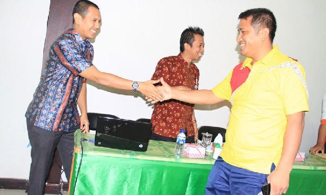 RK Sosialisasi KPE di Inhu