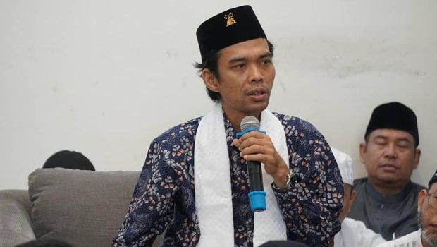 Berseru Allahu Akbar, UAS Ajak Warga Medan Coblos Akhyar-Salman