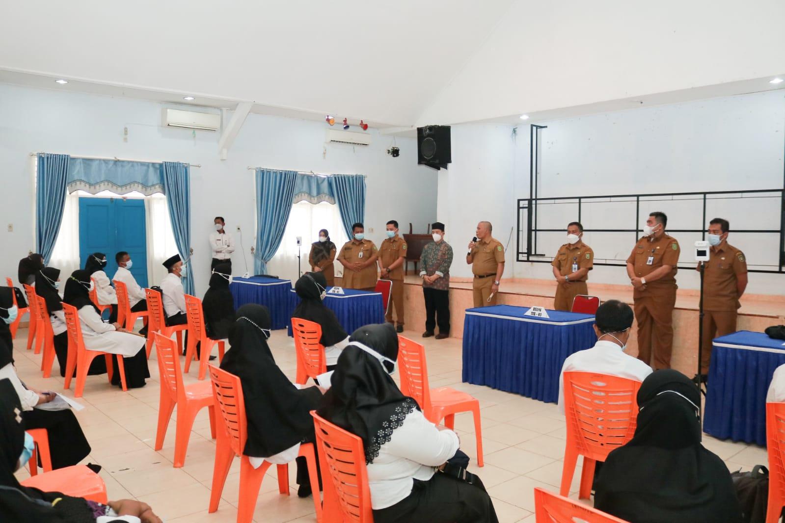 14.824 Guru Ikuti Ujian Kompetensi Tahap 1 PPPK, Kadisdik Riau Hanya Terima 222